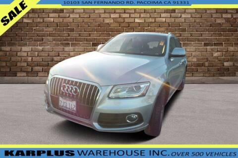 2015 Audi Q5 for sale at Karplus Warehouse in Pacoima CA