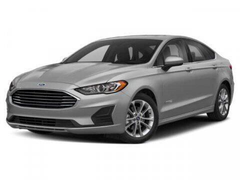 2019 Ford Fusion Hybrid for sale in Vestal, NY