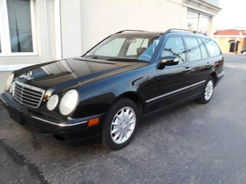 2000 Mercedes-Benz E-Class for sale at Autos Under 5000 + JR Transporting in Island Park NY
