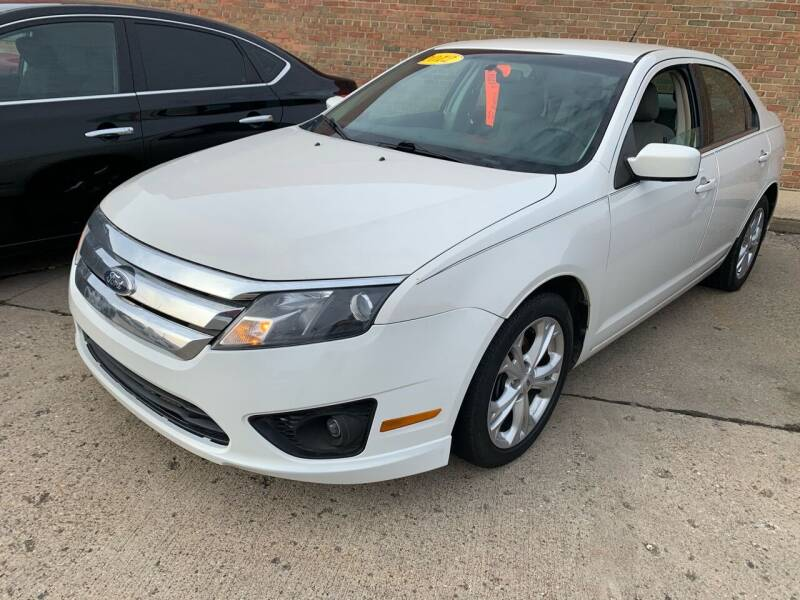 2012 Ford Fusion for sale at Cars To Go in Lafayette IN
