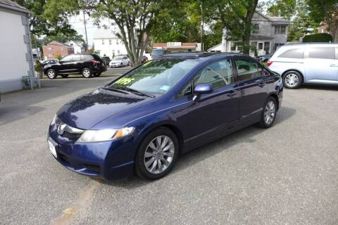 2011 Honda Civic for sale at FBN Auto Sales & Service in Highland Park NJ