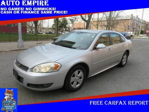 2010 Chevrolet Impala for sale at Auto Empire in Brooklyn NY