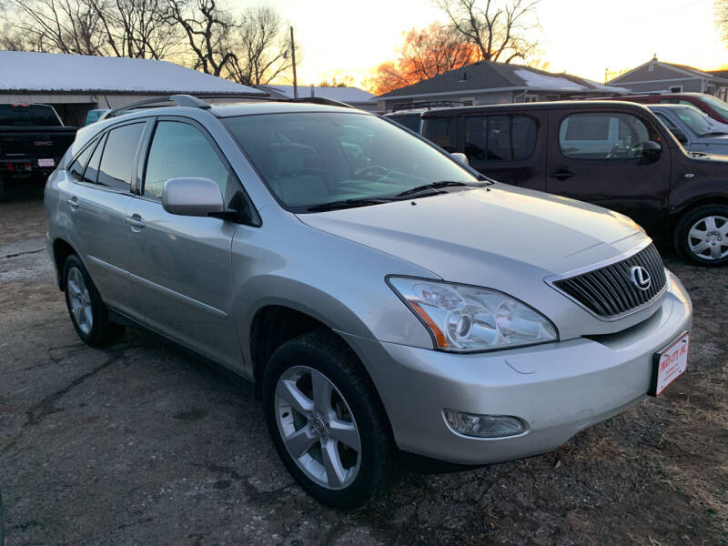 2005 Lexus RX 330 for sale at Truck City Inc in Des Moines IA