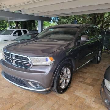 2014 Dodge Durango for sale at America Auto Wholesale Inc in Miami FL