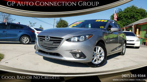 2015 Mazda MAZDA3 for sale at GP Auto Connection Group in Haines City FL