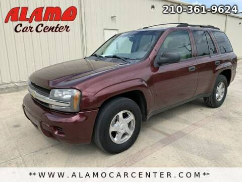 2006 Chevrolet TrailBlazer for sale at Alamo Car Center in San Antonio TX