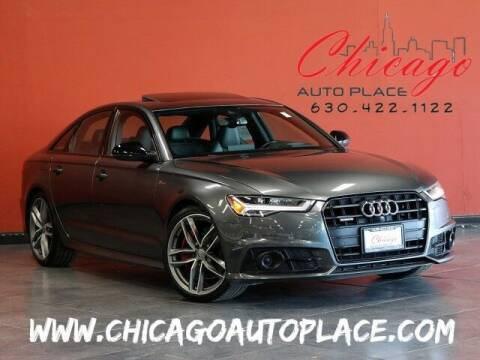 2018 Audi A6 for sale at Chicago Auto Place in Bensenville IL