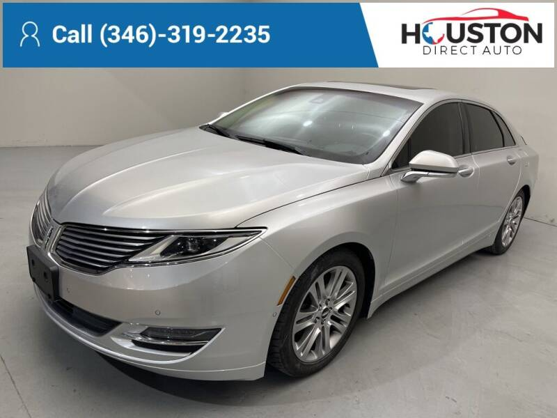 2015 Lincoln MKZ Hybrid for sale in Houston, TX