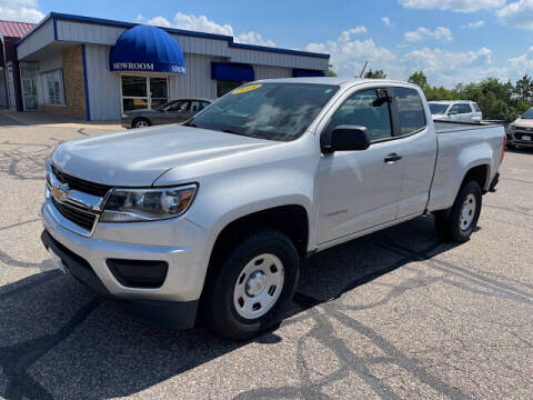 2018 Chevrolet Colorado for sale at Schulz Automotive Inc in Reedsburg WI