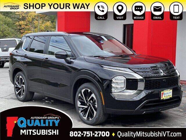 2022 Mitsubishi Outlander for sale in Saint Johnsbury, VT
