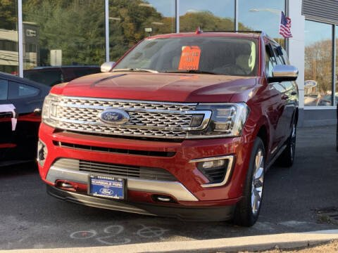 2018 Ford Expedition for sale at Westchester Automotive in Scarsdale NY