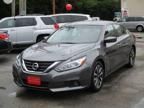 2017 Nissan Altima for sale at Bill Leggett Automotive, Inc. in Columbus OH