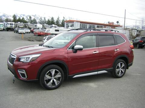2019 Subaru Forester for sale at NORTHWEST AUTO SALES LLC in Anchorage AK
