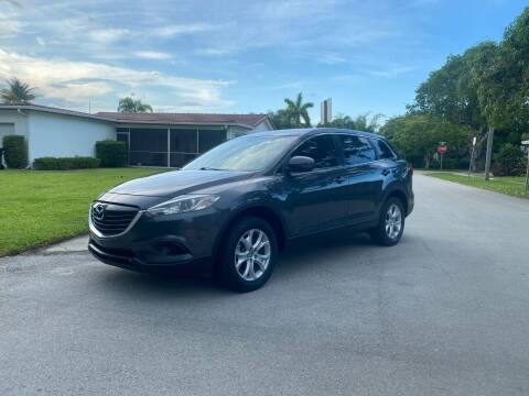 2014 Mazda CX-9 for sale at Venmotors Hollywood in Hollywood FL