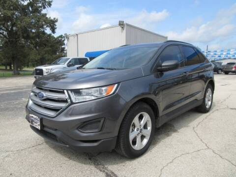 2018 Ford Edge for sale at Quality Investments in Tyler TX