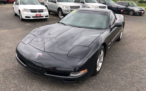 2003 Chevrolet Corvette for sale at Carmans Used Cars & Trucks in Jackson OH