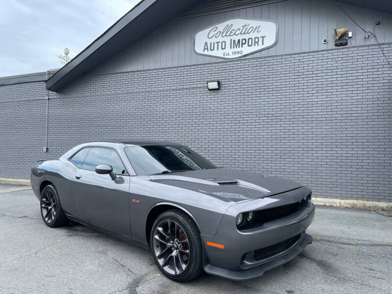 2017 Dodge Challenger for sale at Collection Auto Import in Charlotte NC