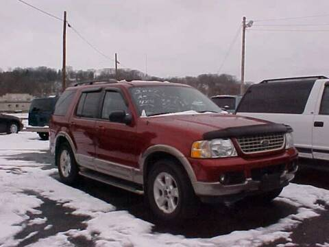 2003 Ford Explorer for sale at Bates Auto & Truck Center in Zanesville OH