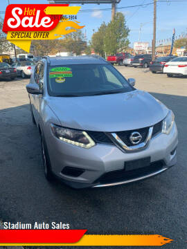 2016 Nissan Rogue for sale at Stadium Auto Sales in Everett MA