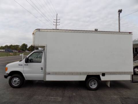 2005 Ford E-Series Chassis for sale at MYLENBUSCH AUTO SOURCE in O'Fallon MO