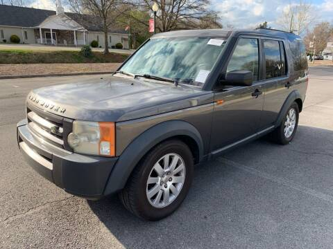 2006 Land Rover LR3 for sale at Diana Rico LLC in Dalton GA