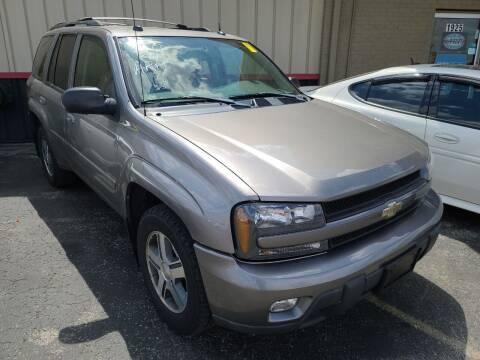 2005 Chevrolet TrailBlazer for sale at ARP in Waukesha WI