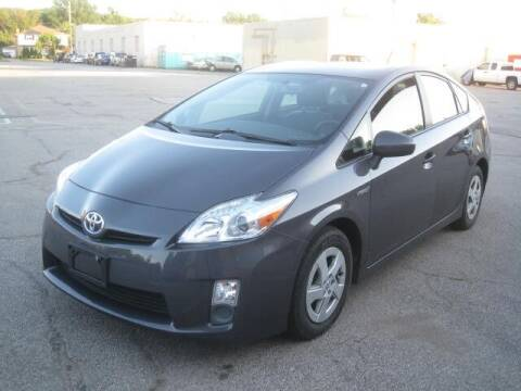 2010 Toyota Prius for sale at ELITE AUTOMOTIVE in Euclid OH