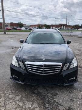 2011 Mercedes-Benz E-Class for sale at 1st Class Imports LLC in Cleveland OH
