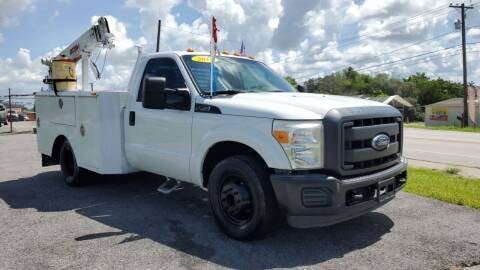 2015 Ford F-350 Super Duty for sale at GP Auto Connection Group in Haines City FL