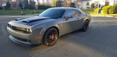 2019 Dodge Challenger for sale at Central Jersey Auto Trading in Jackson NJ