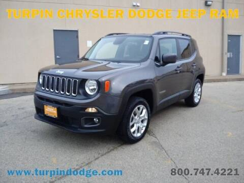 2017 Jeep Renegade for sale at Turpin Dodge Chrysler Jeep Ram in Dubuque IA