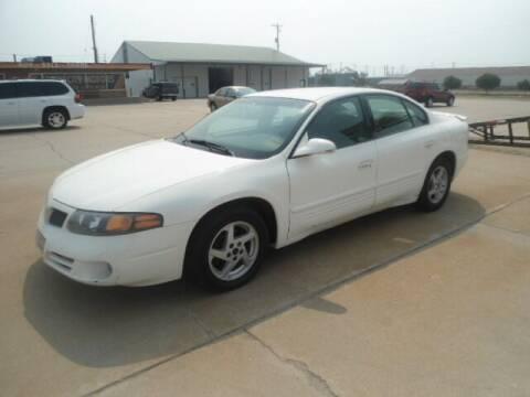 2003 Pontiac Bonneville for sale at Twin City Motors in Scottsbluff NE