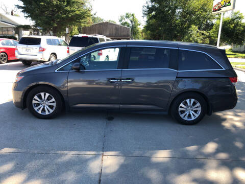 2016 Honda Odyssey for sale at 6th Street Auto Sales in Marshalltown IA