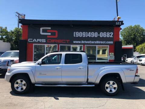 2013 Toyota Tacoma for sale at Cars Direct in Ontario CA