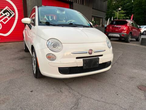 2012 FIAT 500 for sale at Apple Auto Sales Inc in Camillus NY