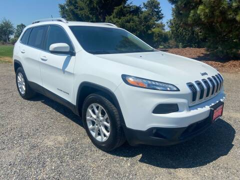 2016 Jeep Cherokee for sale at Clarkston Auto Sales in Clarkston WA