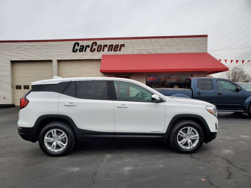 2018 GMC Terrain for sale at Car Corner in Mexico MO