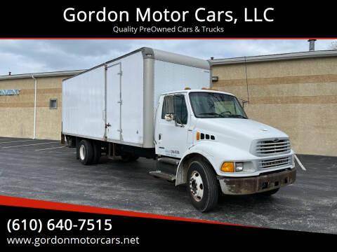 2003 Sterling M6500 for sale at Gordon Motor Cars, LLC in Frazer PA