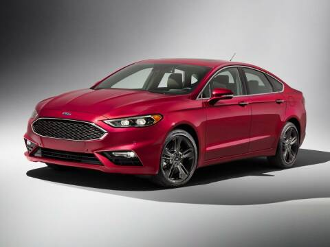 2017 Ford Fusion for sale at Sam Leman Toyota Bloomington in Bloomington IL