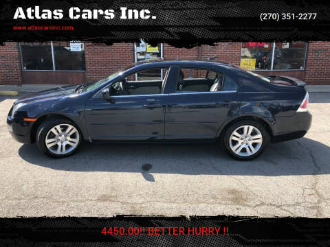 2009 Ford Fusion for sale at Atlas Cars Inc. in Radcliff KY