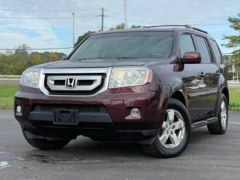 2011 Honda Pilot for sale at MAGIC AUTO SALES in Little Ferry NJ