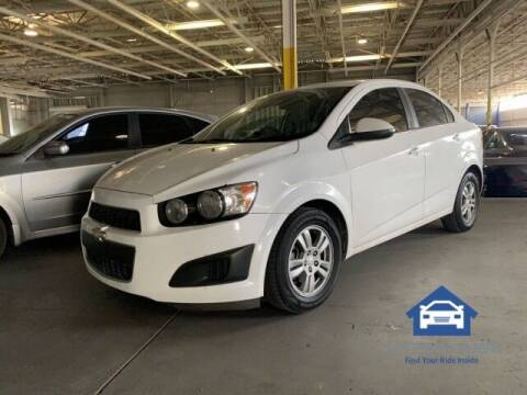 2013 Chevrolet Sonic for sale at Autos by Jeff Tempe in Tempe AZ