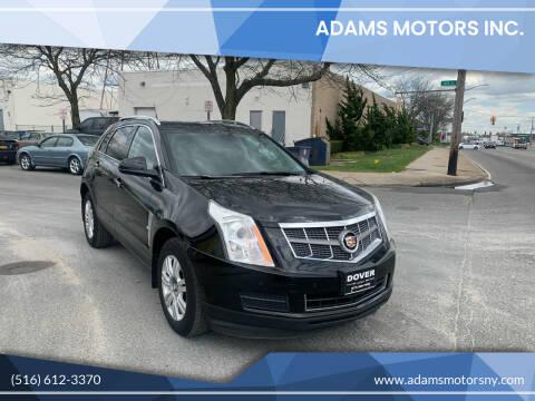 2012 Cadillac SRX for sale at Adams Motors INC. in Inwood NY