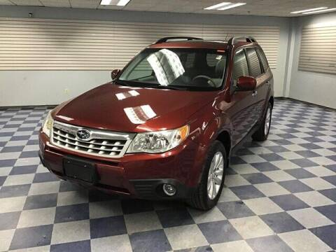 2013 Subaru Forester for sale at Mirak Hyundai in Arlington MA