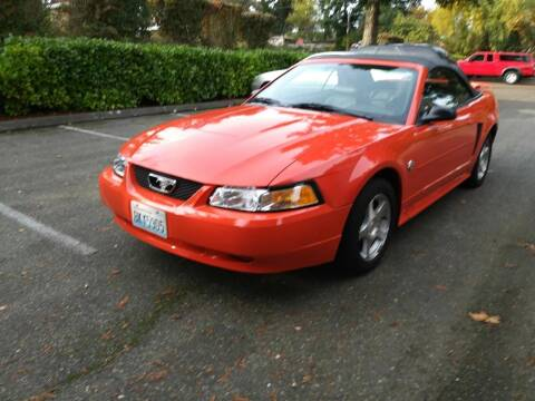 2004 Ford Mustang for sale at Seattle Motorsports in Shoreline WA
