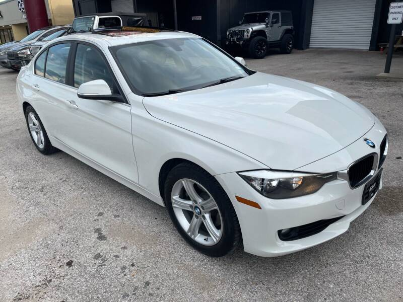 2015 BMW 3 Series for sale at Austin Direct Auto Sales in Austin TX