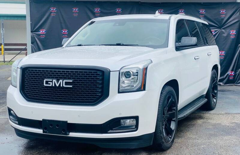 2016 GMC Yukon for sale at AH Ride & Pride Auto Group in Akron OH