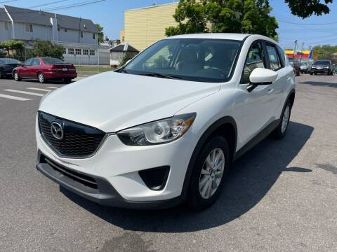 2013 Mazda CX-5 for sale at Kapos Auto, Inc. in Ridgewood NY