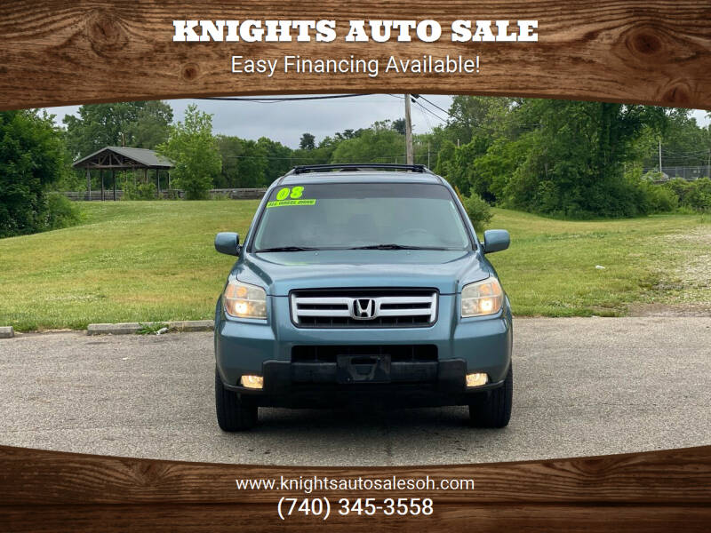 2008 Honda Pilot for sale at Knights Auto Sale in Newark OH