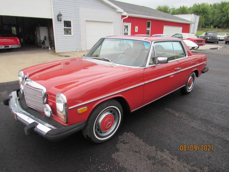1974 Mercedes-Benz 280-Class for sale at Whitmore Motors in Ashland OH